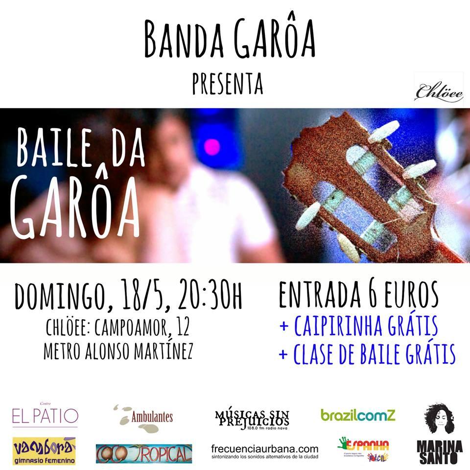 Banda Garoa