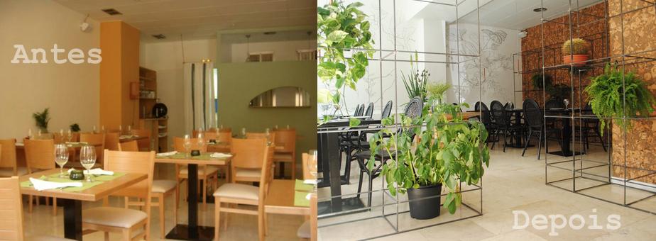 Casa Atelier - Fotos Crucina - Antes e Depois