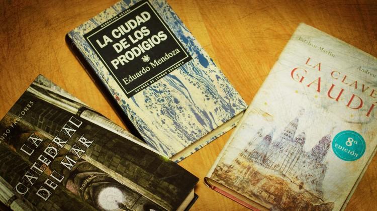 Livros que retratam Barcelona