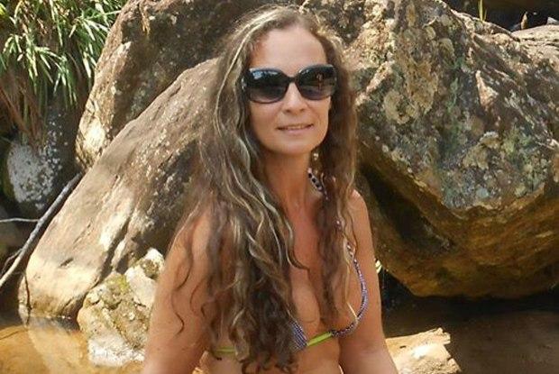 A brasileira Nájila da Cunha Salem segue desaparecida