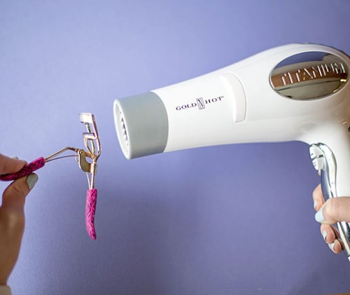 O curvex vai triplicar a utilidade se for aquecido com o secador ( mas cuidado para não aquecer demais)