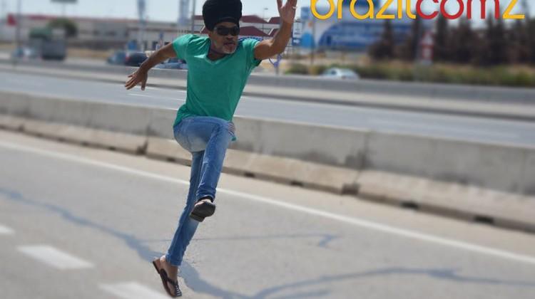 carlinhos Brown Saltando de Alegria
