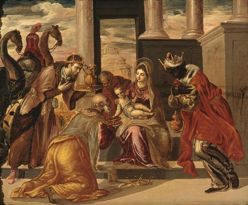Adoração dos Magos, 1568