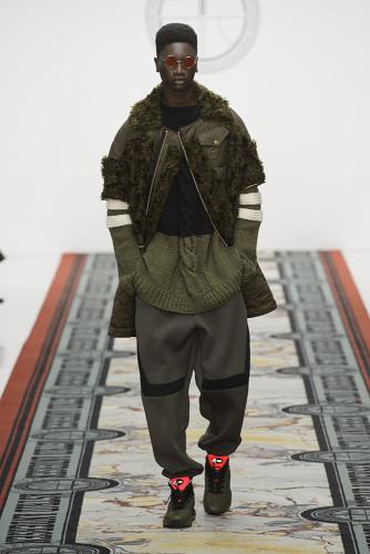 London Man Fashion Week Autumn Winter 2016-2017  Astrid Andersen