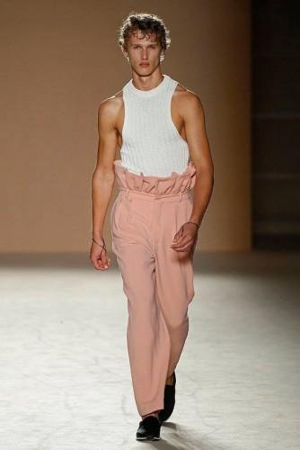 Samuel Alarcón Spring Summer 2017 080 Barcelona Fashion Week